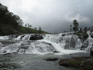 Payakara Waterfalls